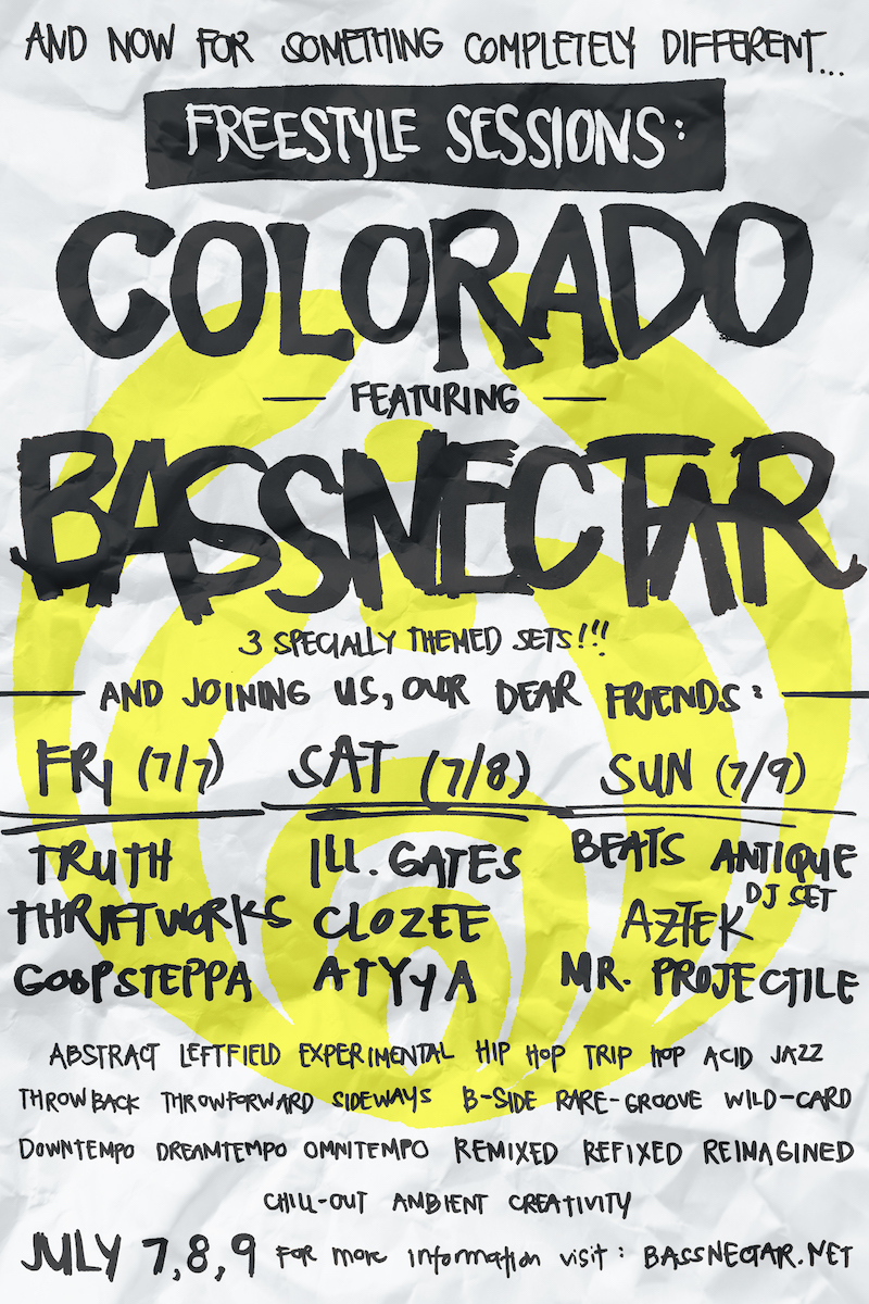 Freestyle Sessions - Colorado - 2017