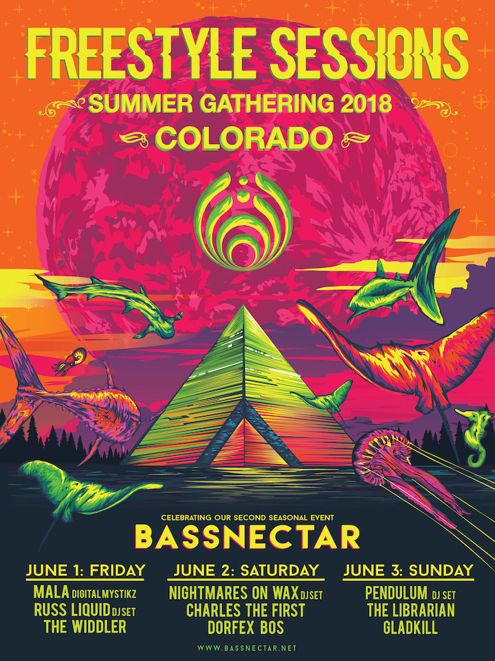 Freestyle Sessions - Summer Gathering - 2018