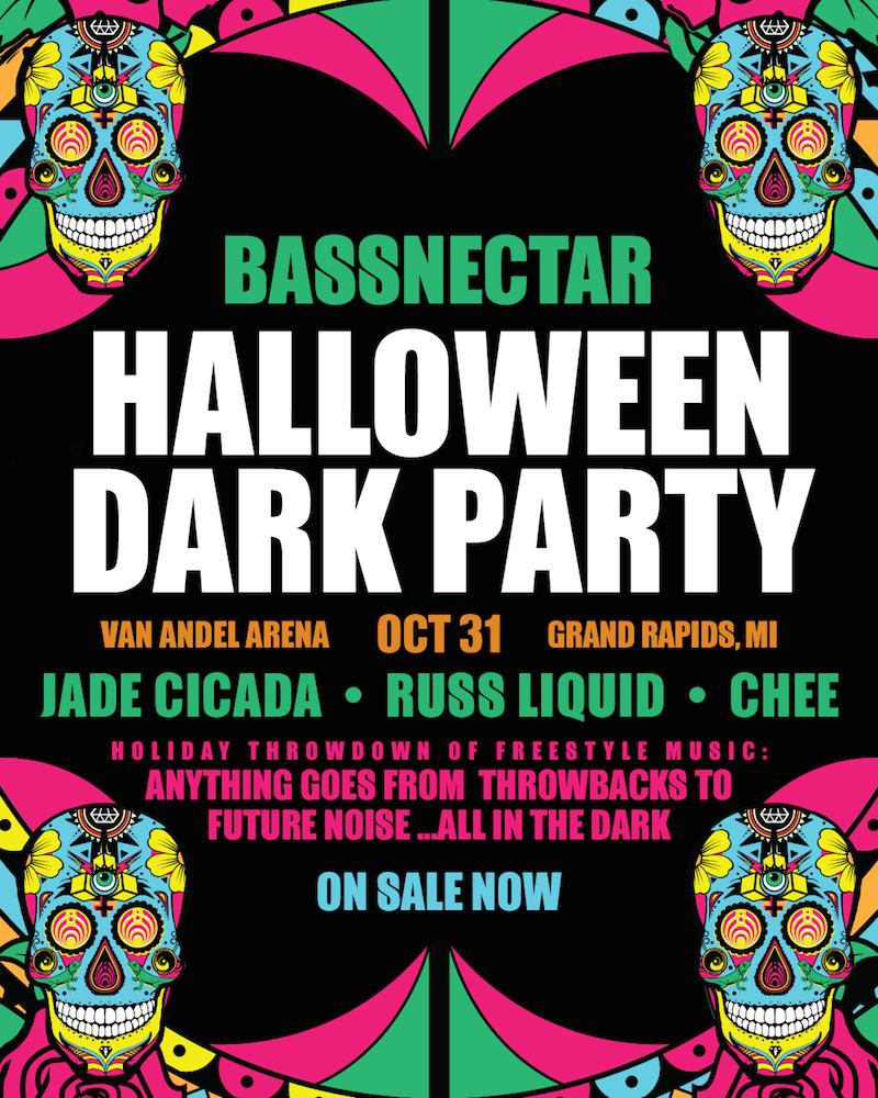 Bassnectar - Halloween 2019