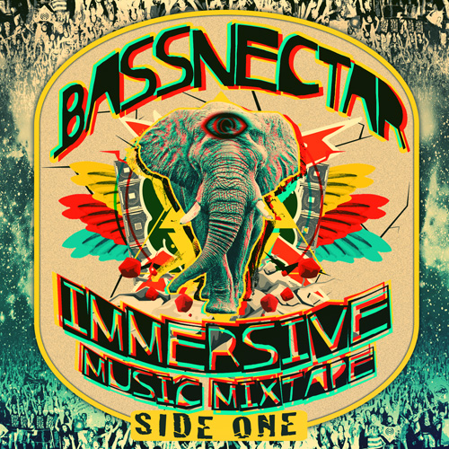 Bassnectar Immersive Music Mixtape