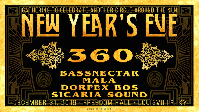 NEW YEAR'S EVE 360° 2019