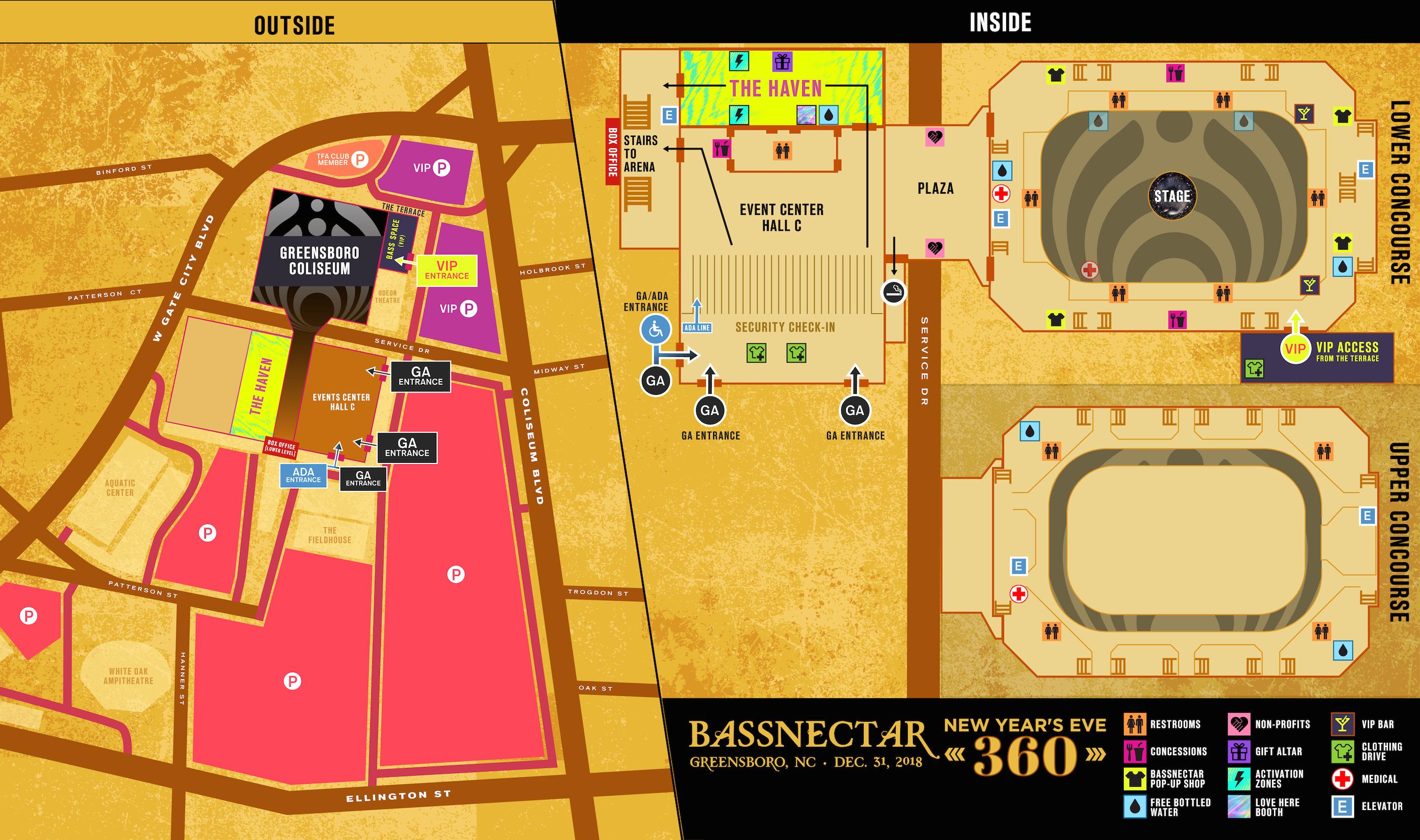 NYE360 Map