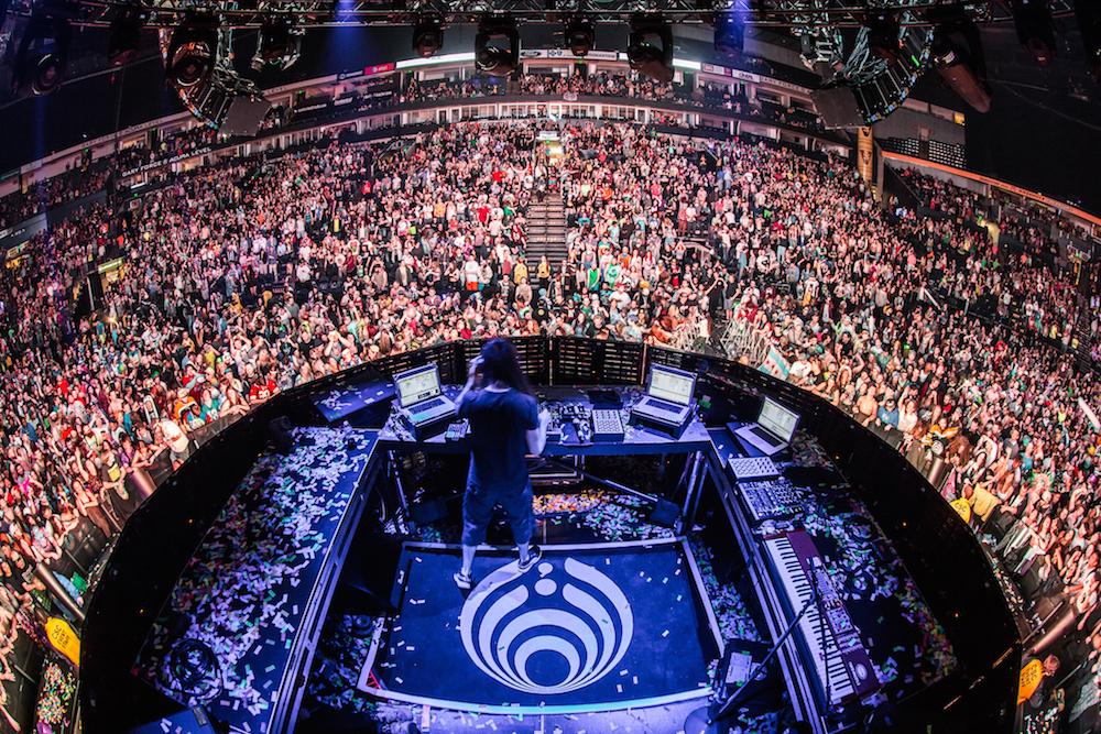 Bassnectar NYE in Nashville @ Bridgestone Arena