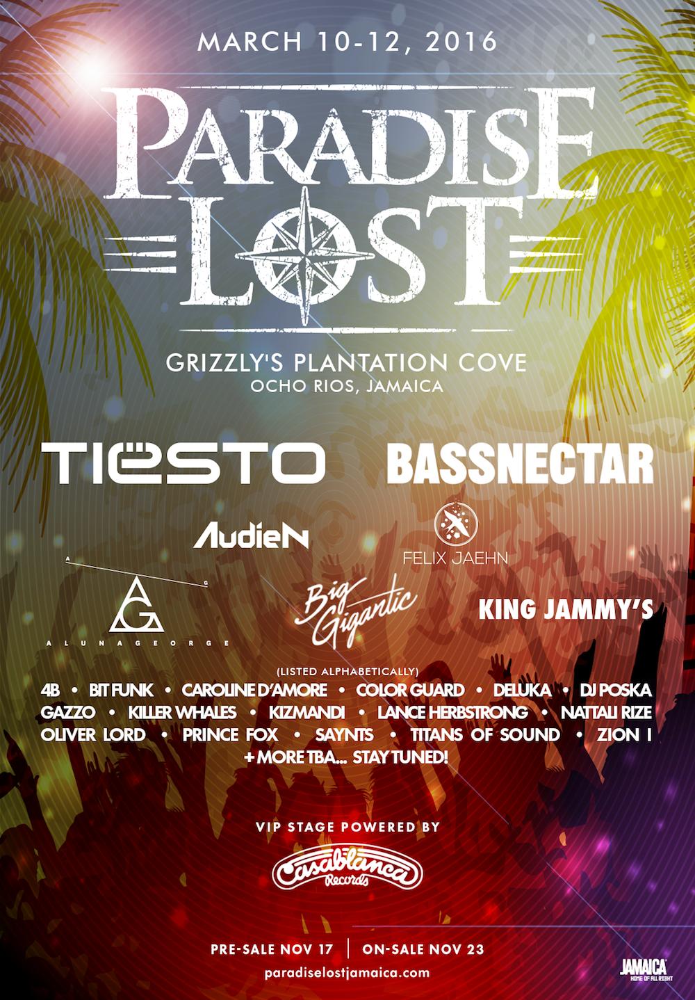 assnectar @ Paradise Lost 2016
