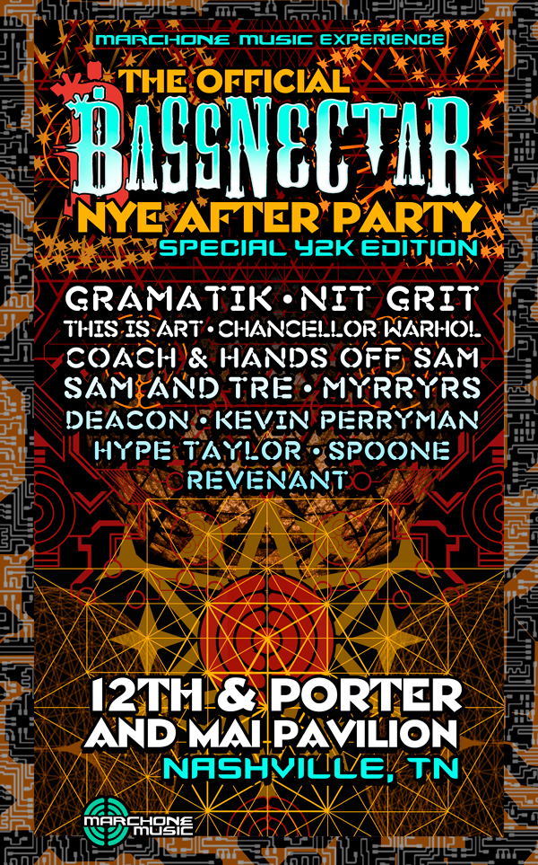 Bassnectar NYE Afterparty