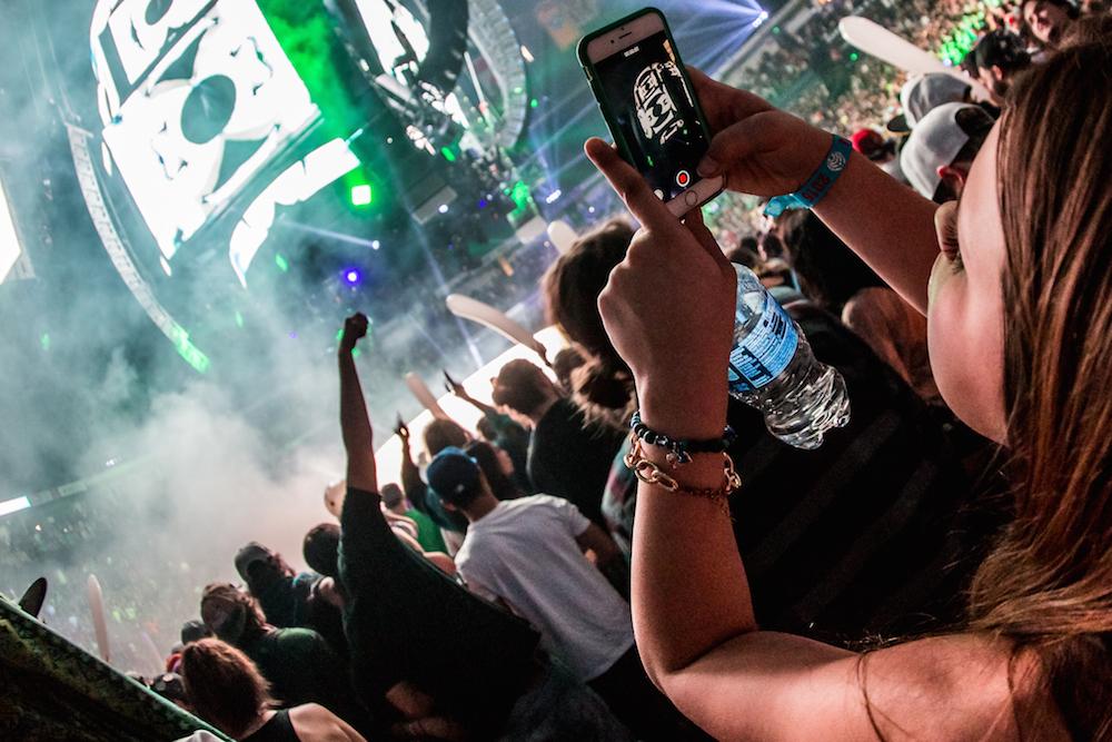 Bassnectar NYE Nashville 2014