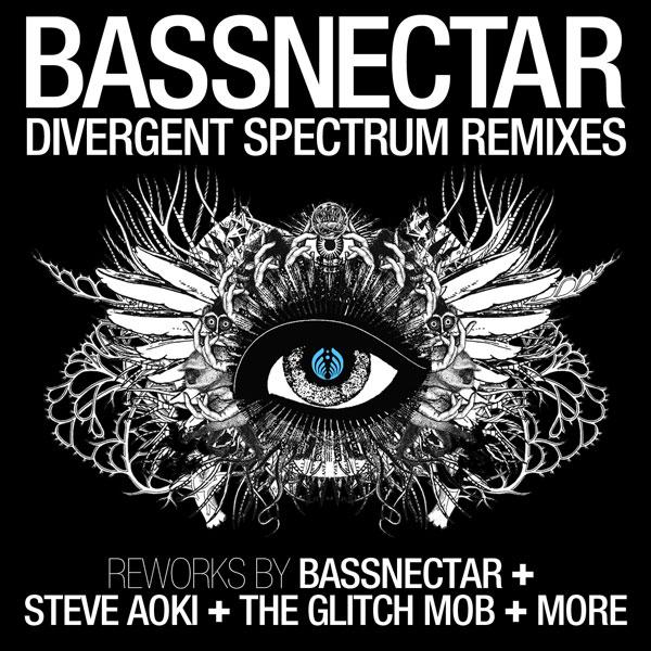 Bassnectar - Divergent Spectrum Remixes