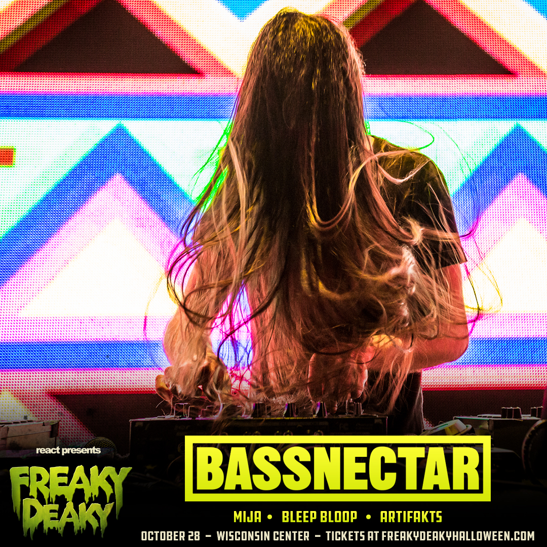 Bassnectar at Meadows 2017