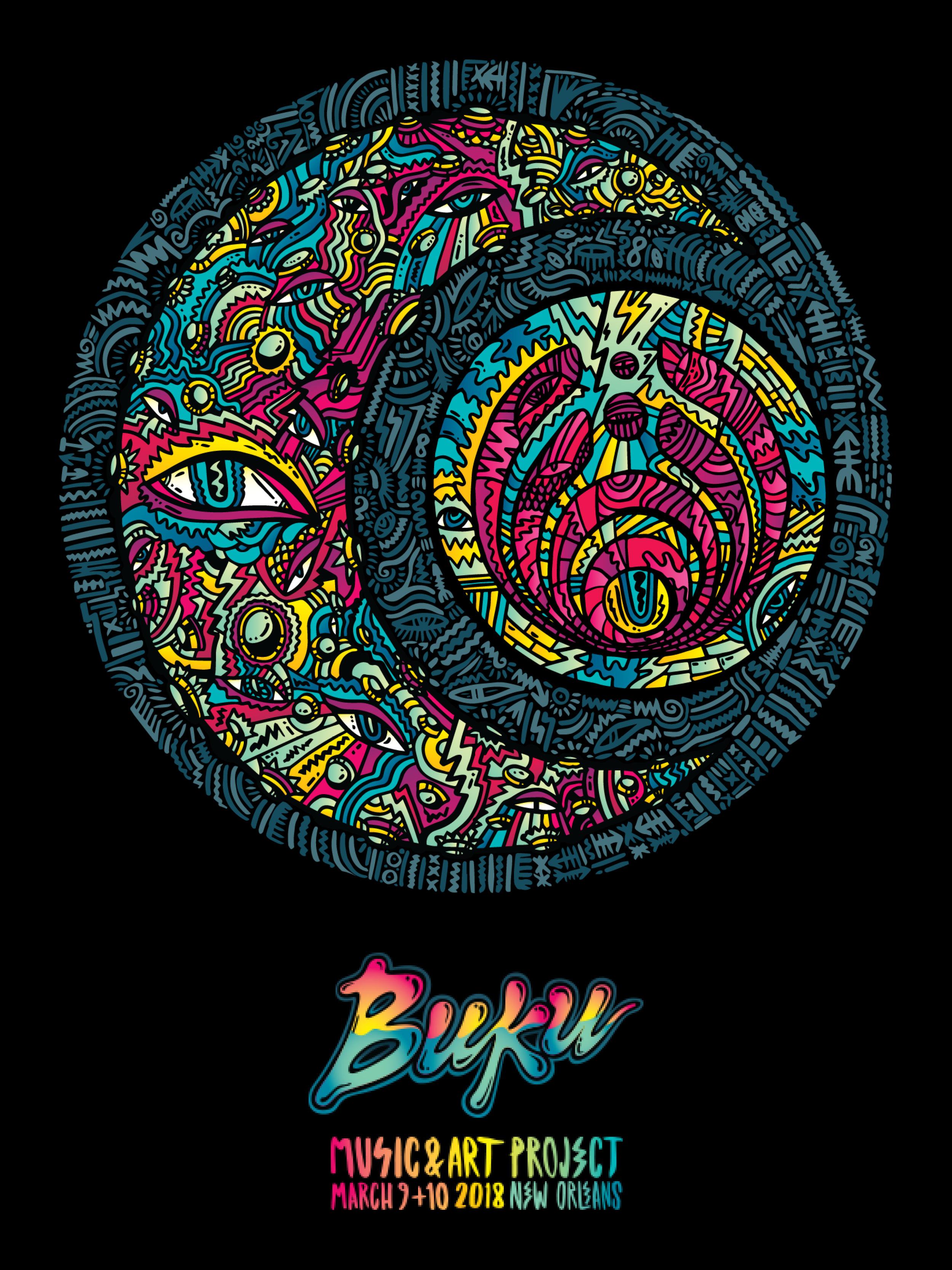 Bassnectar at BUKU 2018