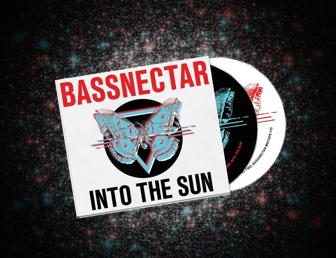 Bassnectar - Into The Sun - CD out now