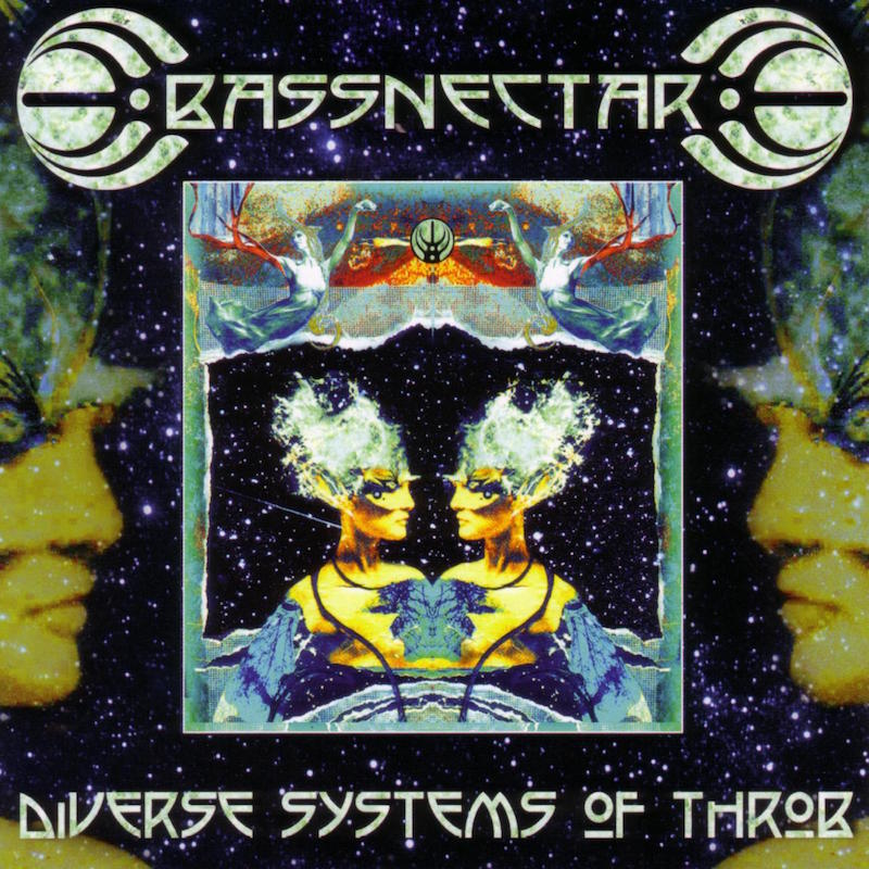 Darrah Ananda - Diverse Systems Of Throb cover art