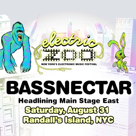 2013.08.31 - BASSNECTAR IN NEW YORK, NY @ ELECTRIC ZOO