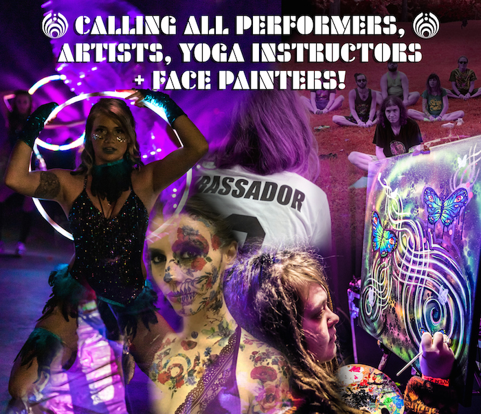 Freakstyle 2019 Volunteer Applications