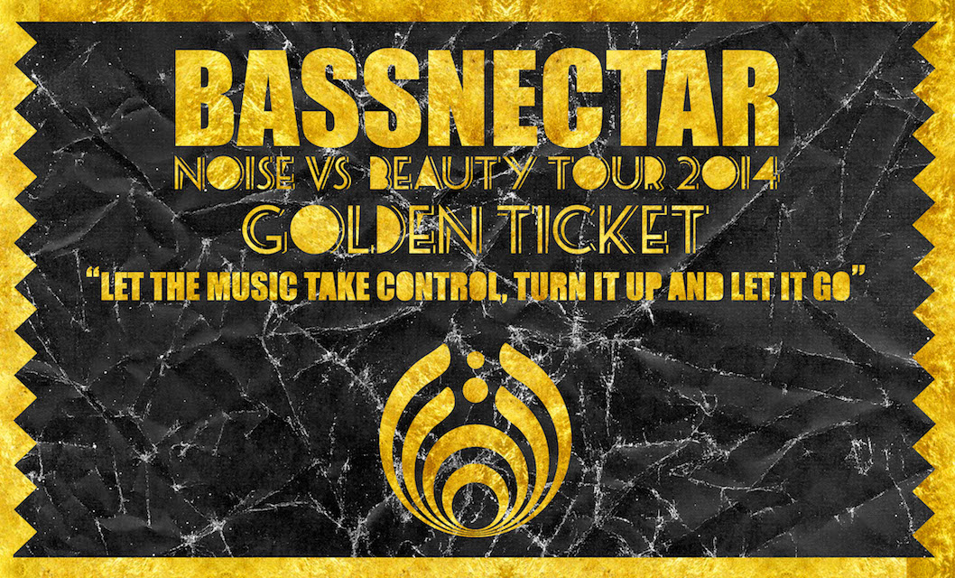 Bassnectar - NVSB Nationwide Scavenger Hunt