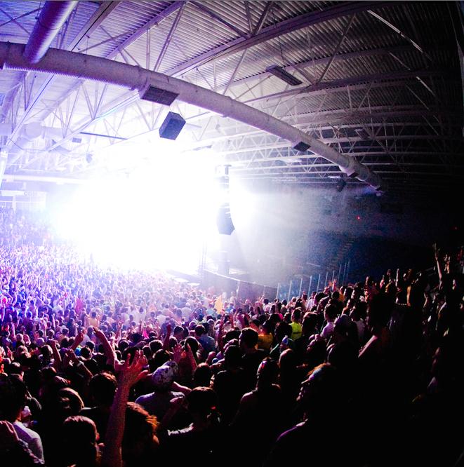 Bassnectar Va Va Voom Tour 2012