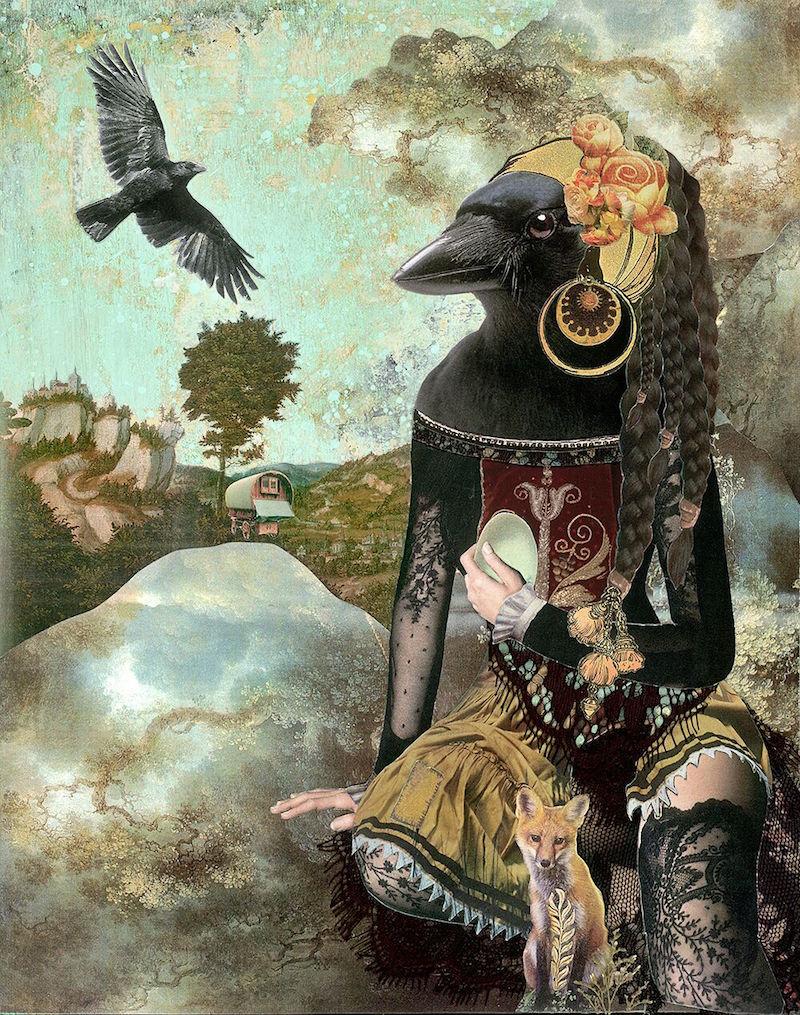 Darrah Ananda - Gypsy Crow