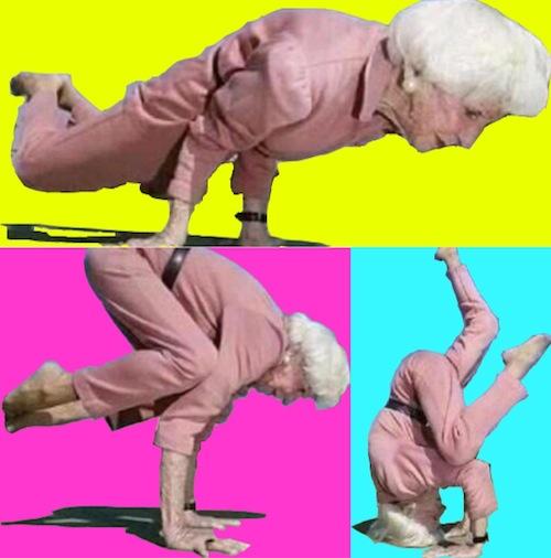 Hype Granny