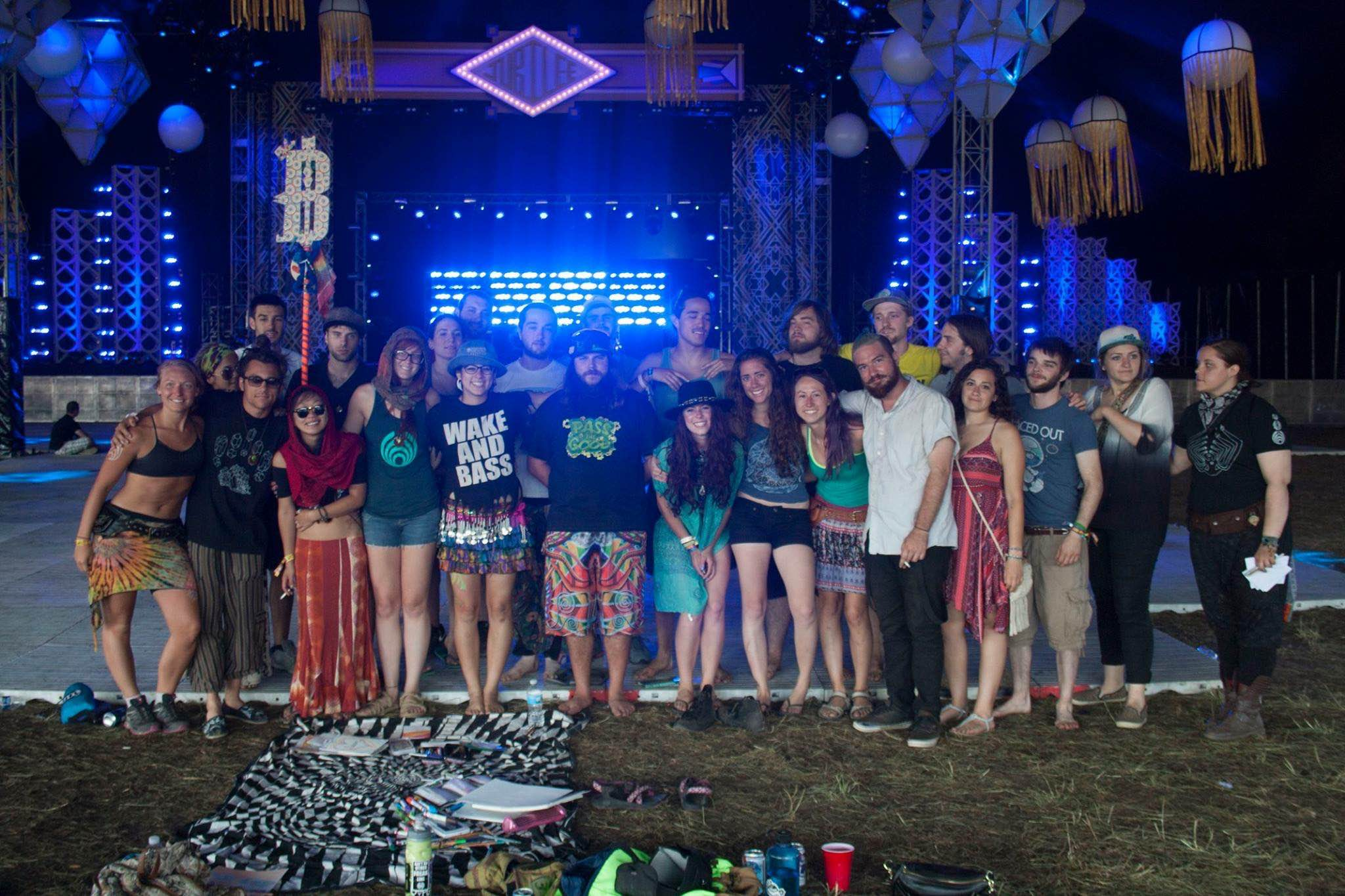 BNet Electric Forest Recap