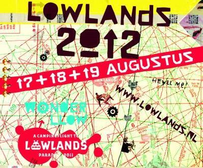 Bassnectar @ Lowlands Festival, Netherlands - VAVA VOOM TOUR 2012