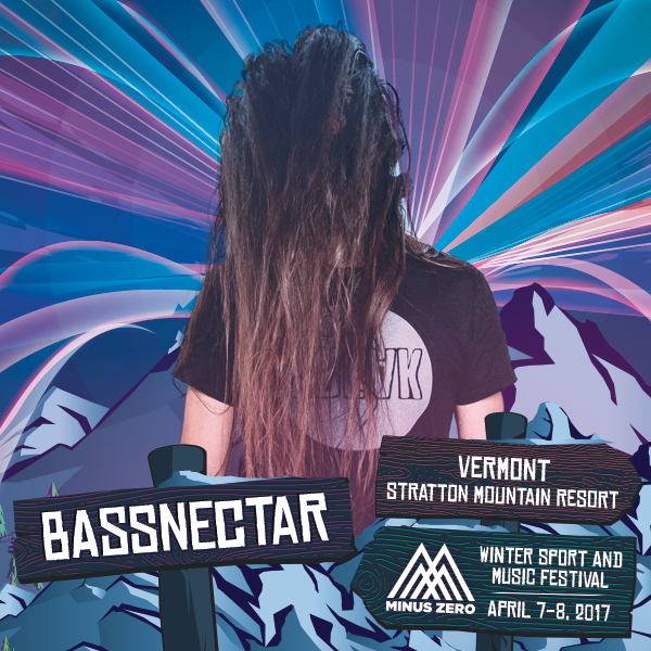 Bassnectar at Middlelands 2017
