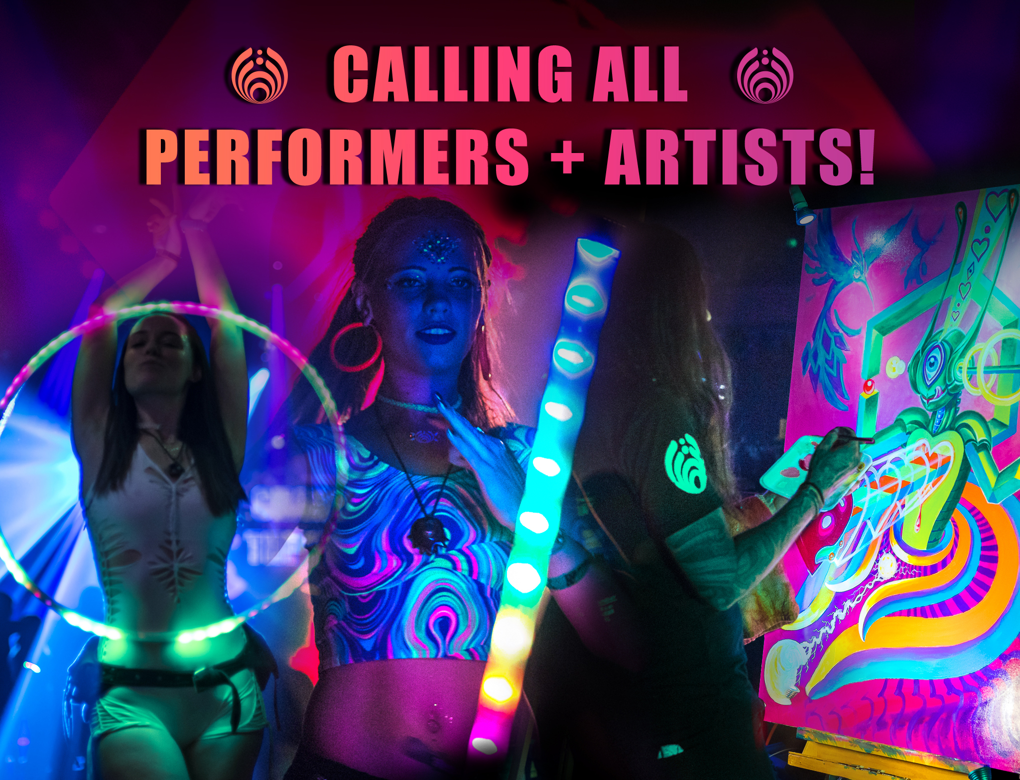 NYE360 Art and Performance Applications