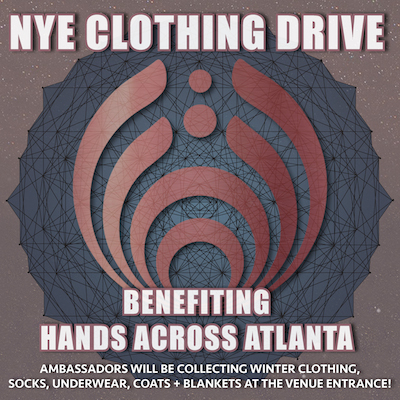 NYE ATL CLOTHING DRIVE
