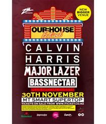 Bassnectar @ Our House Festival 2012