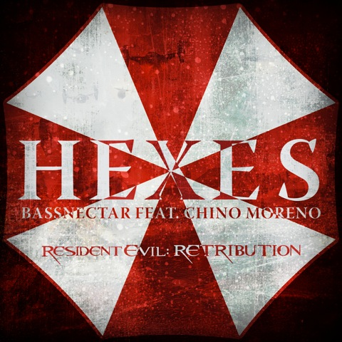 Bassnectar ft. Chino Moreno - Hexes - from Resident Evil: Retribution