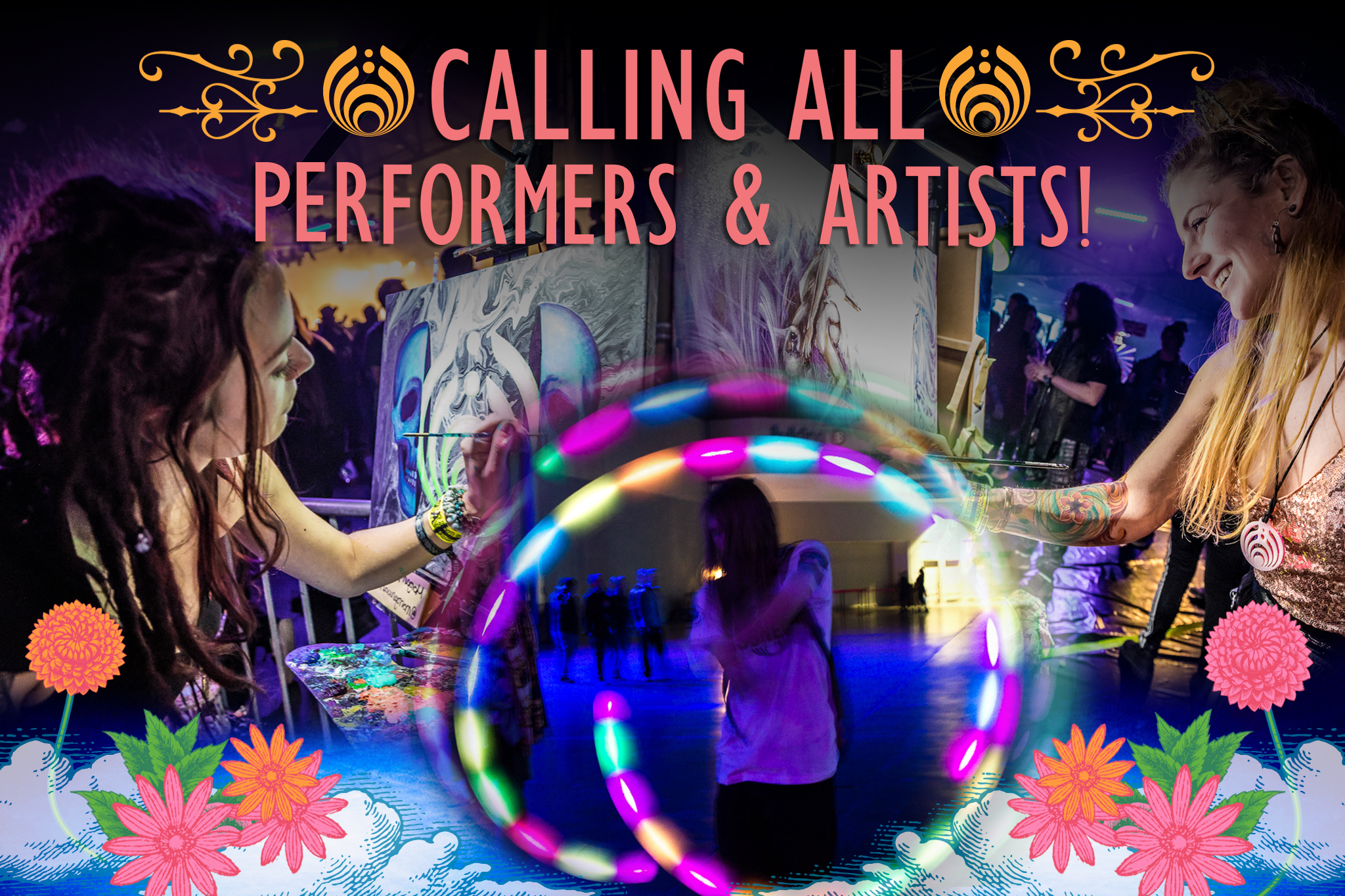 SPRING GATHERING 2018 Art and Performance Applications