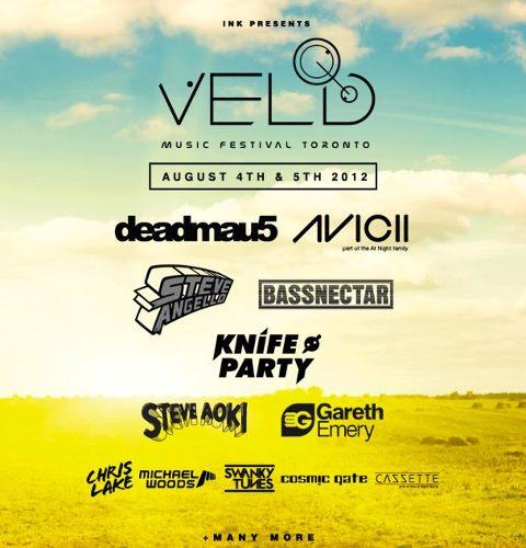 Bassnectar - Veld Festival - Vava Voom Tour 2012