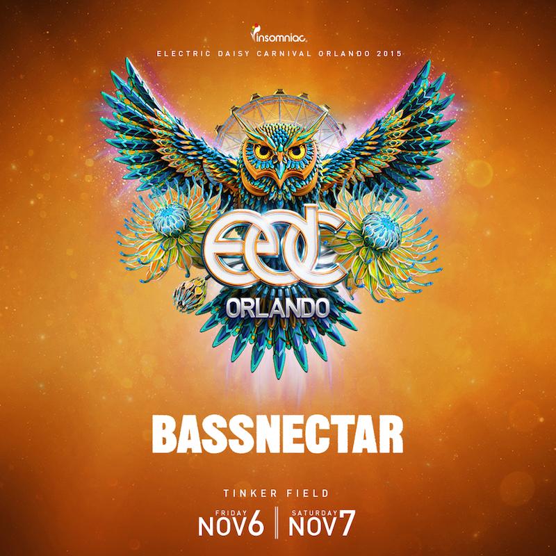 Bassnectar @ EDC Orlando