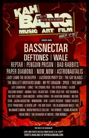 Bassnectar @ Kah-Bang