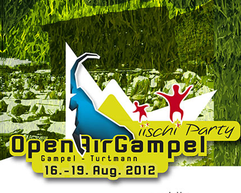 Bassnectar at Open Air Gampel - Vava Voom Tour 2012