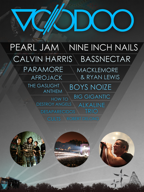 Voodoo Festival 2013
